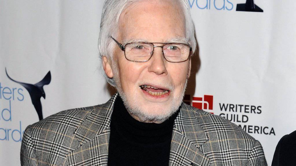 Frank D. Gilroy 2011 in New York bei der Übergabe des Writers Guild Awards (Archiv)