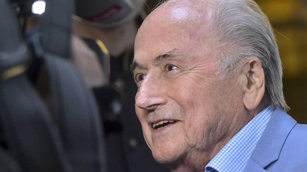 Bundesanwaltschaft weitet Verfahren gegen Sepp Blatter aus