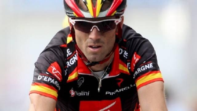 Alejandro Valverde sagte für die Tour de Romandie zu