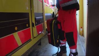 Ein Grenchner Ambulanzfahrer wurde positiv auf Cannabis getestet. Obwohl er vermutlich in seiner Freizeit kiffte, hat man ihn entlassen.