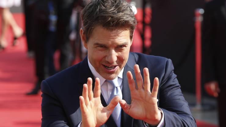 """Der Schauspieler Tom Cruise erhält im neuen Film """"Mission: Impossible"""" die Unterstützung von Hayley Atwell. (Archivbild)"""