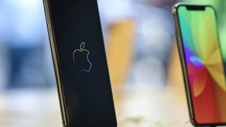Qualcomm unterliegt in einem Patenstreit mit Apple vor Mannheimer Gericht. (Archiv)
