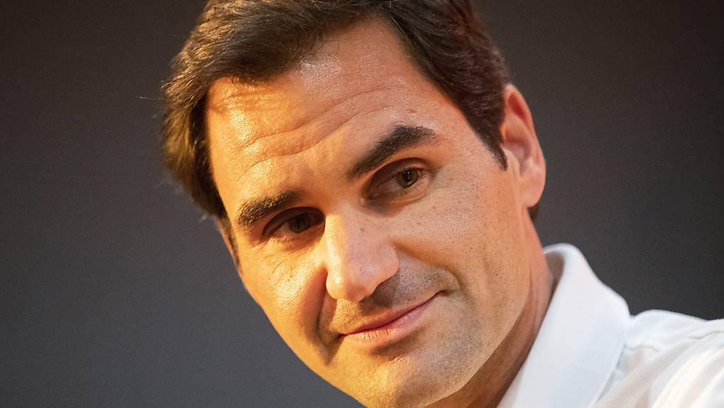 Zeit für Familie und andere Projekte: Roger Federer sieht im Stillstand auch Gutes. (Archivbild)
