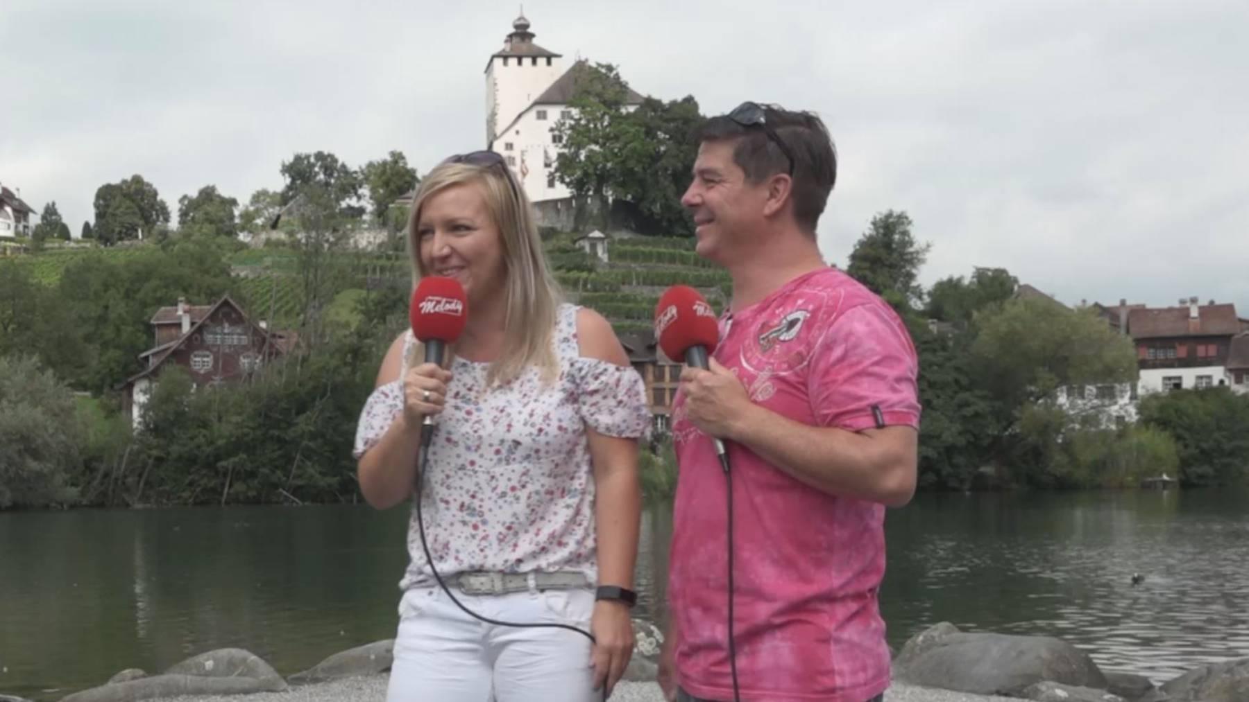 Silke & Dirk Spielberg im Gespräch am Werdenbergersee