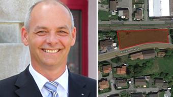 Gemeindeammann Daniel Zünd und der Asyl-Standort in Safenwil