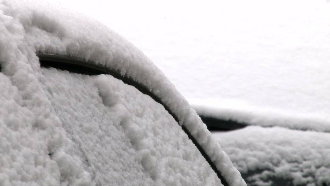 Eiszeit in der Schweiz: Hohe Minustemperaturen angesagt