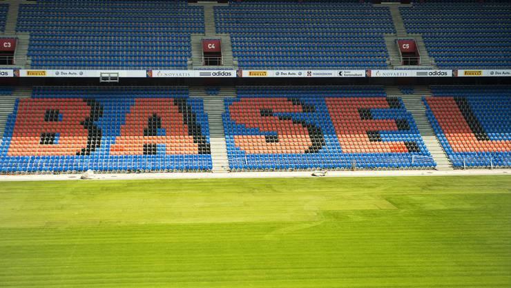 Wie geht es weiter mit dem St. Jakob Park? Stadioneigentümer und Fussballverein haben keinen gültigen Vertrag abgeschlossen.