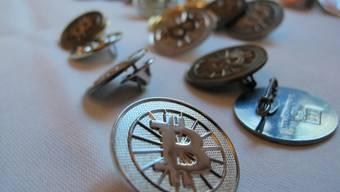 Der Bitcoin kostet wieder mehr als 12'000 US-Dollar (Symbolbild).