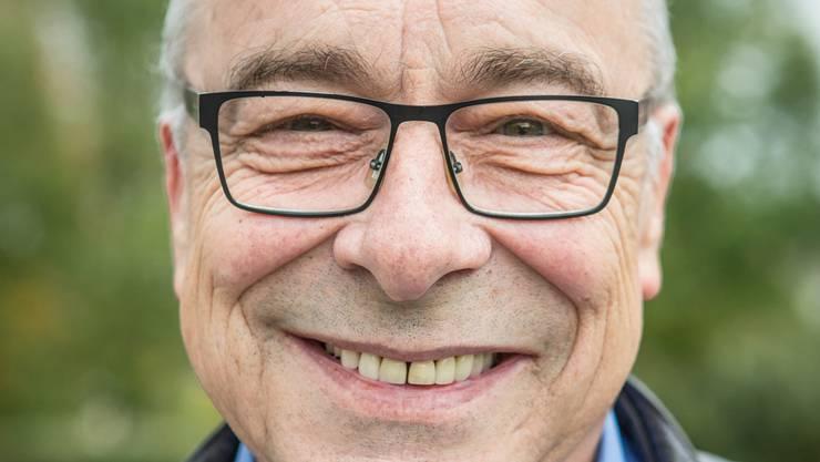 Beat Gomes, im zweiten Wahlgang als Gemeinderat gewählt.