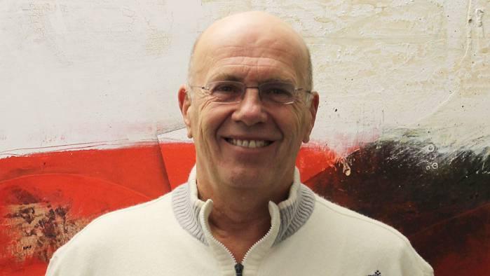 Dieter Kissling Arzt und Leiter «Institut für Arbeitsmedizin».