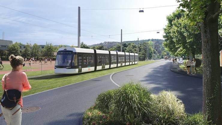 Das Bahnprojekt ist im Limmattal beliebt.