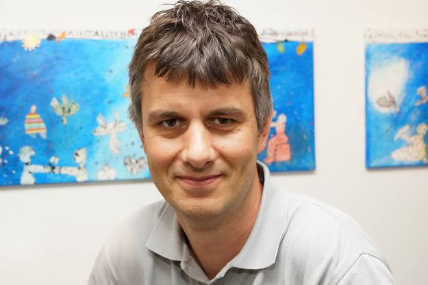 Kandidiert erneut: Unterramsern, Markus Menth (parteilos), im Amt seit 2015