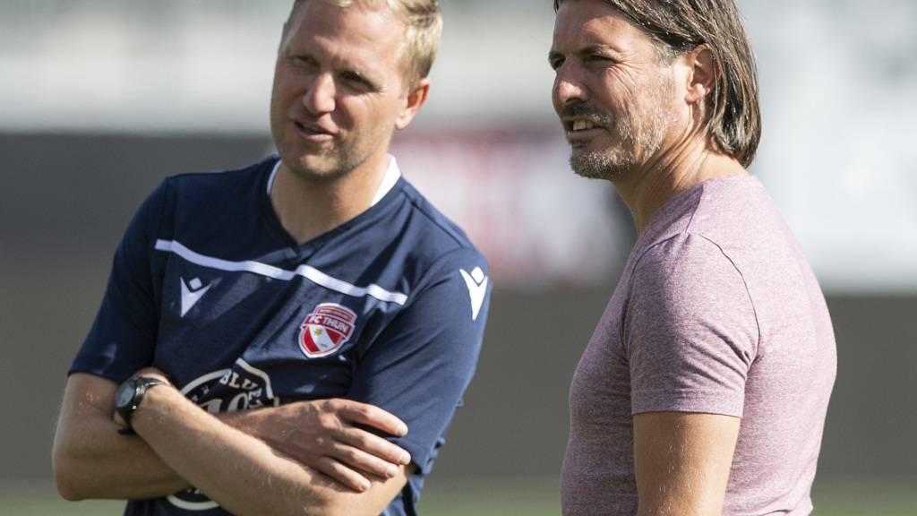 Findet der FC Thun den Tritt sogleich wieder?
