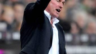 Wer wird Nachfolger von Van Gaal?
