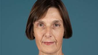 Katrin Luchsinger,  Kunsthistorikerin.