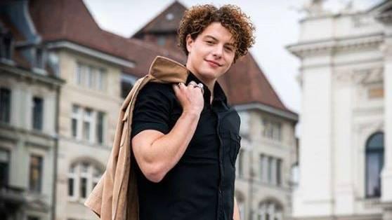 Lucas Fischer steht nun öfters als Sänger auf der Bühne.