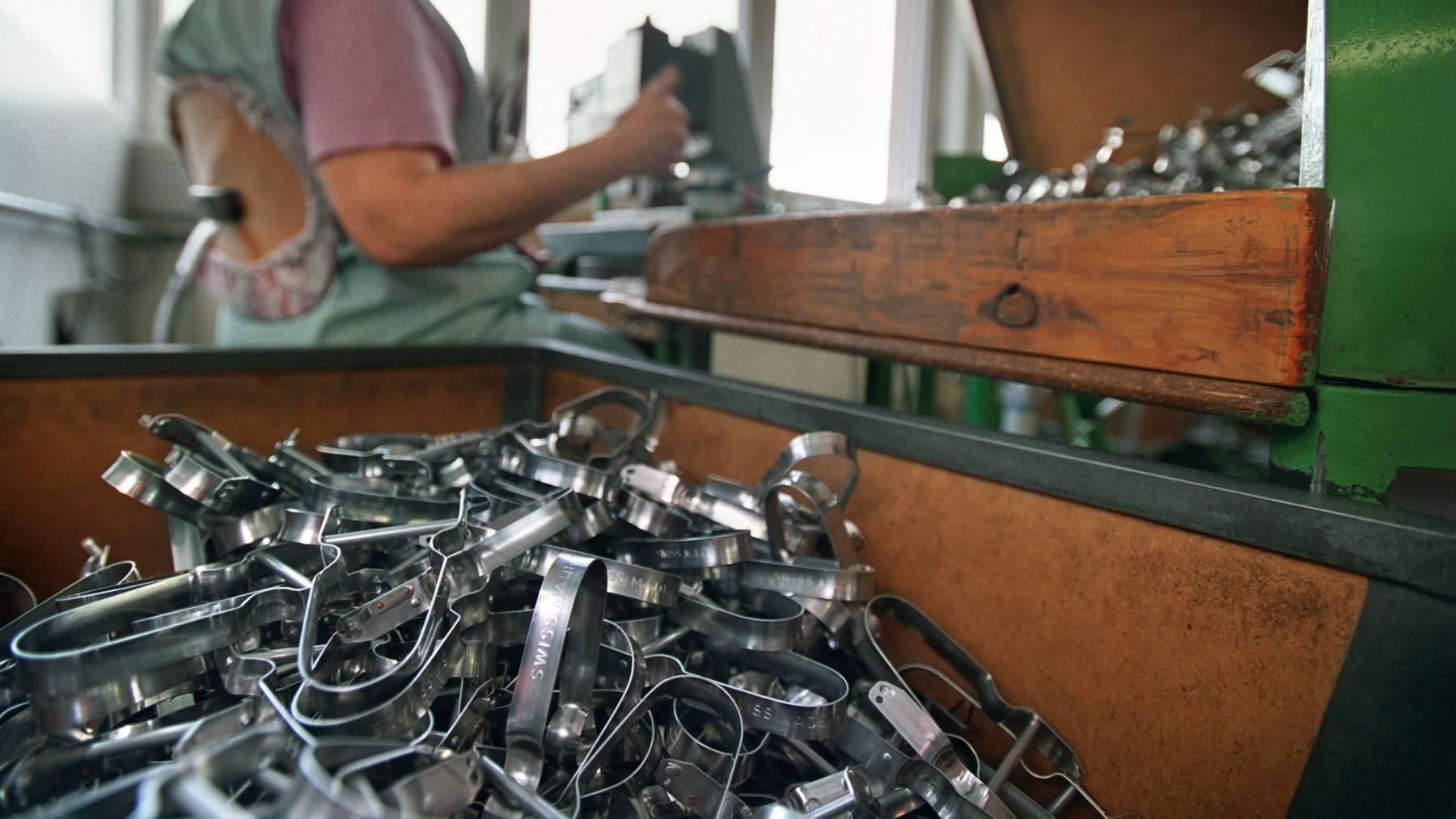 Das Schweizer Unternehmen produziert seit mehr als 70 Jahren den bekannten Rex Sparschäler.