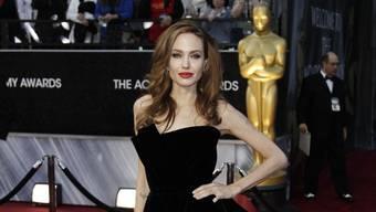 Angelina Jolie bei den Oscars
