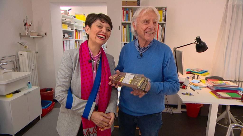 Lifestyle: Emil Steinberger und seine Niccel