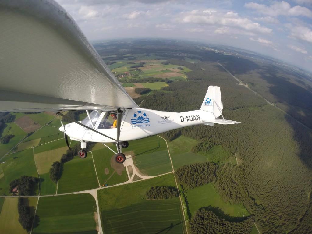 Der Flieger (© zvg)
