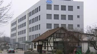 Roche-Werk Burgdorf vor dem Aus. (Foto: Felix Gerber)