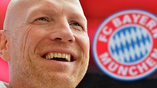 Matthias Sammer war das Lachen zwischenzeitlich vergangen.