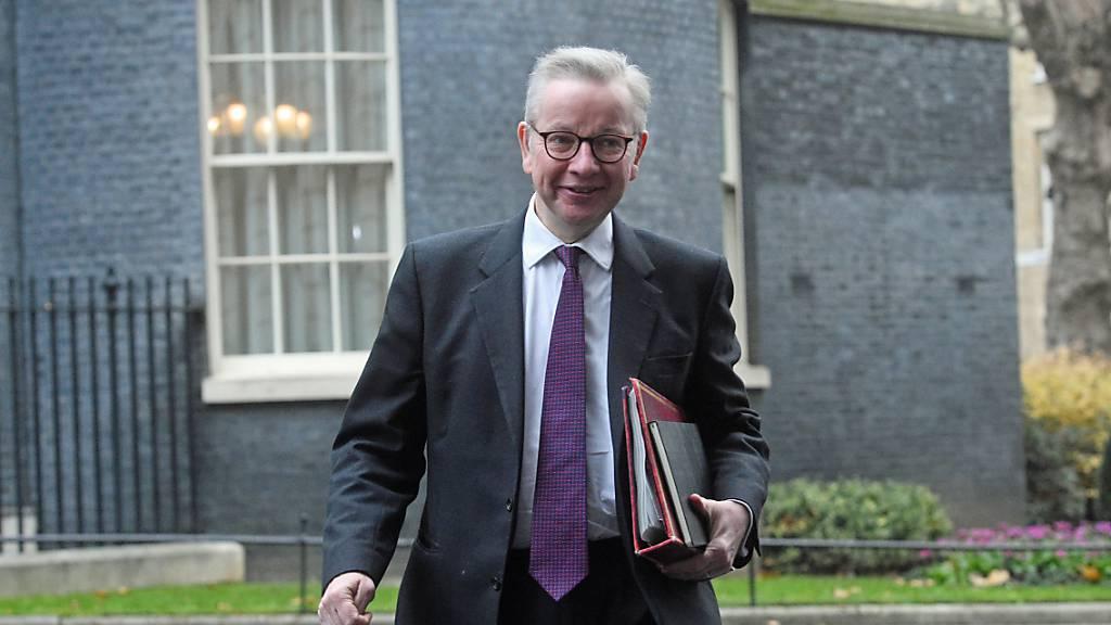Gove: «Besondere Beziehung» Grossbritanniens mit der EU nun möglich