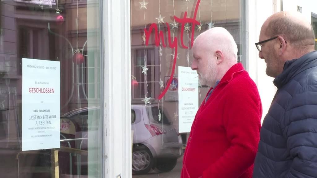 Heute öffnen Beizen und Läden trotz Lockdown ihre Türen