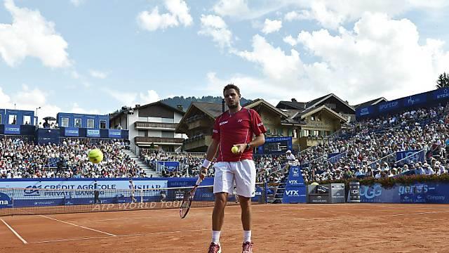 Stan Wawrinka wird diesen Sommer nicht in Gstaad antreten