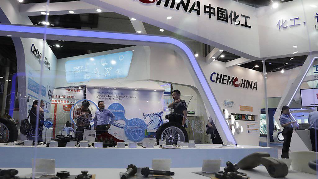 Syngenta hat mit ChemChina bald einen neuen Besitzer. (Symbolbild).