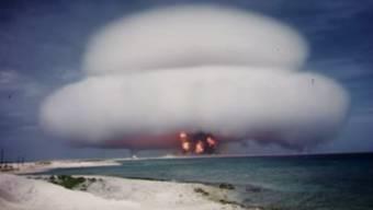 Operation Hardtack-1 - Nutmeg 51538