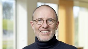 «Empathie zu vermitteln im Schutzanzug, ist nicht ganz einfach», sagt Stefan Hertrampf, Theologe und Spitalseelsorger.