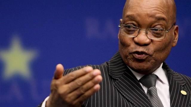 Sieben Minister entlassen: Südafrikas Präsident Zuma