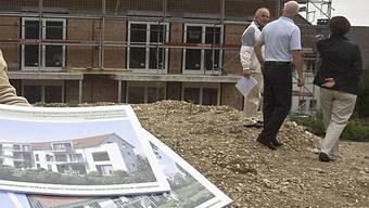 Zukünftiges Minergie-Haus (Archiv)