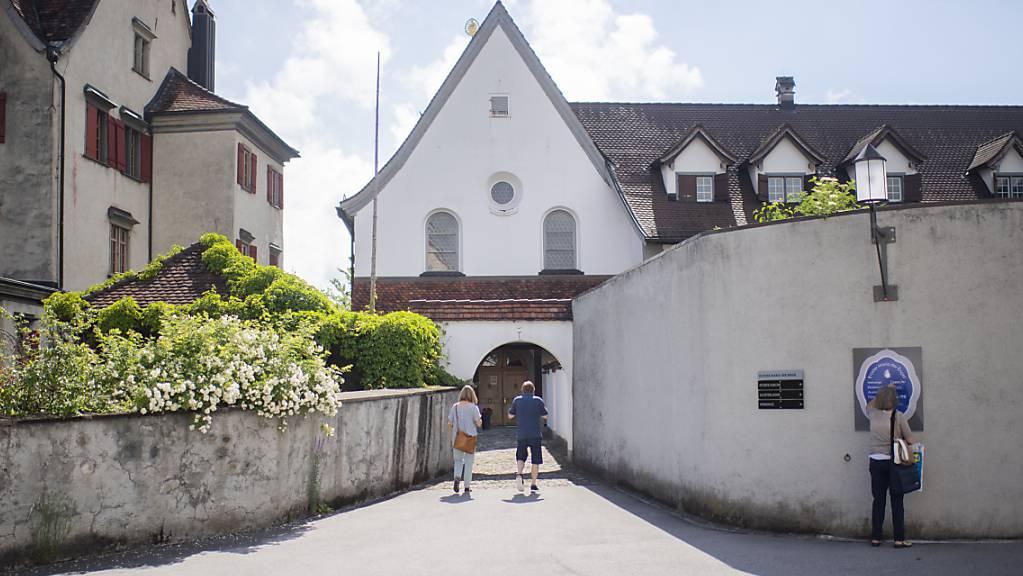 Das Kloster Maria der Engel liegt mitten in Appenzell. Das ehemalige Frauenkloster soll saniert werden.