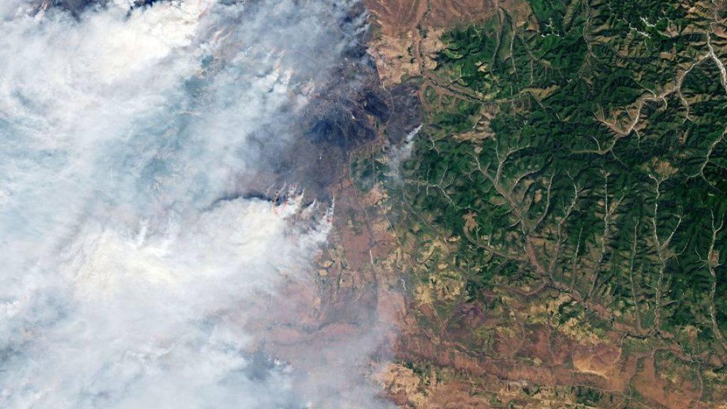 Forscher beobachten «beispiellose» Waldbrände in der Arktis