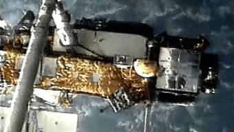Die Berechnungen der NASA zum Absturz des Satelliten UARS