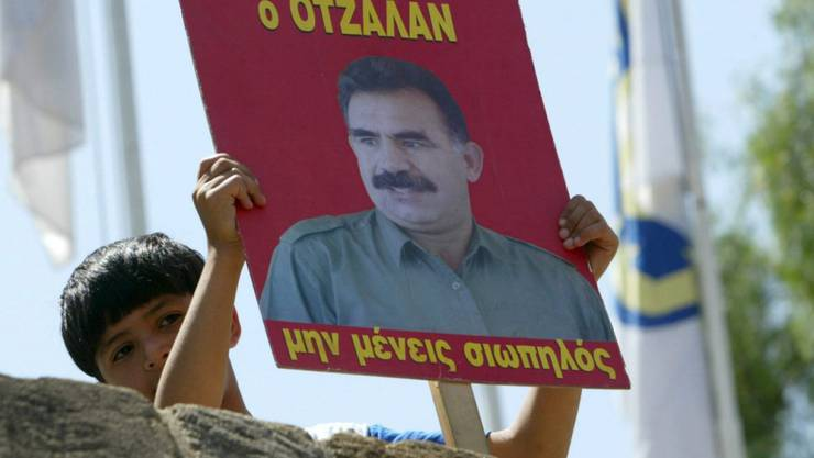 lange drangen keine Nachrichten von Öcalan mehr an die Öffentlichkeit. (Archiv)