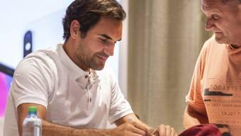 Verkauf besiegelt: Roger Federer stösst Liegenschaft in Wollerau SZ ab. (Archivbild)