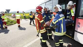 Feuerwehr, Zivilschutz und ambulanter Rettungsdienst werden zu einer Organisationseinheit.  oliver menge