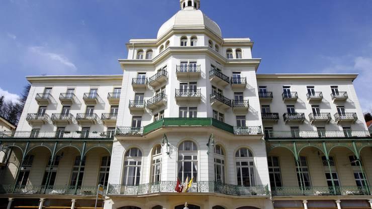 Eine Perle: Das Grand Hôtel Sonnenberg wird verkauft