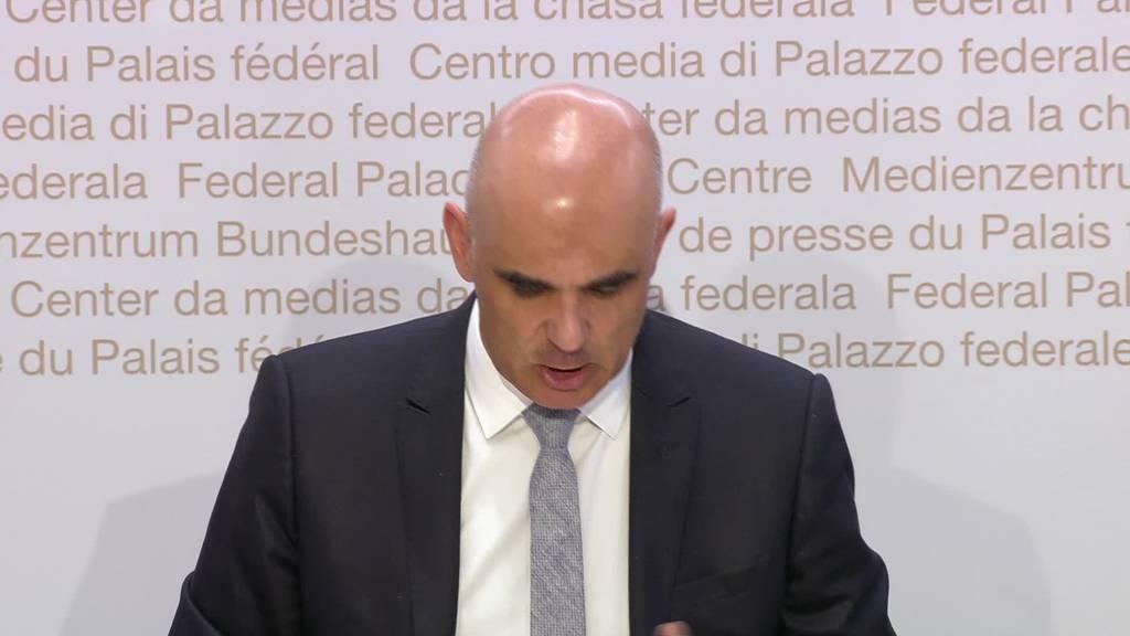 Kritische Lage: Bundesrat will Zertifikatpflicht ausweiten