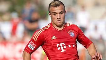 Xherdan Shaqiri hätte Heiko Vogel beim FC Basel mehr Zeit gegönnt.