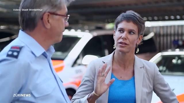 Umstrittene Polizeieskorte für Hochzeit in Winterthur