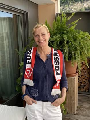 Endlich wieder grosse Spiele gegen Berner, Basler und vor allem: St.Galler. Ex-Präsidentin Ruth Ospelt fiebert der neuen Saison entgegen.