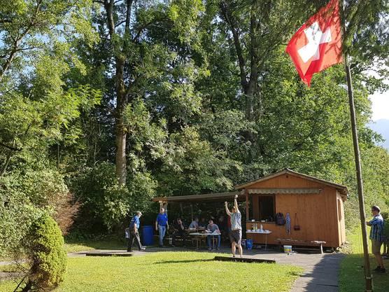 Platzgen in Wattenwil