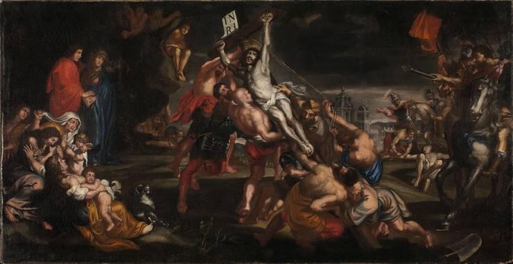 Werkstatt Rubens von Franz Diepenbeck.