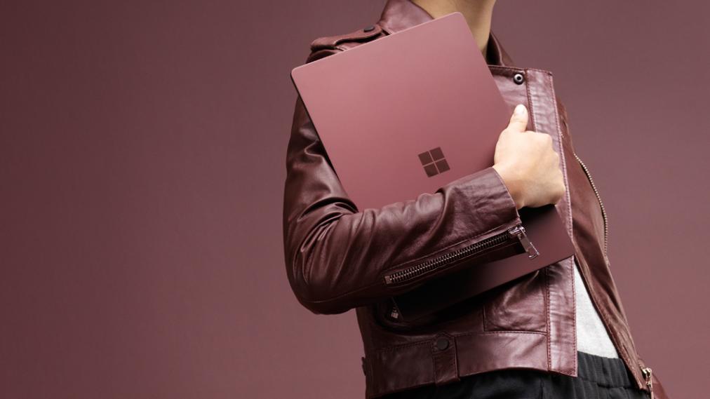 Microsoft stellt Surface Laptop vor