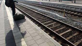 Die Bahnkunden in Deutschland müssen sich auf Streiks gefasst machen (Symbolbild)