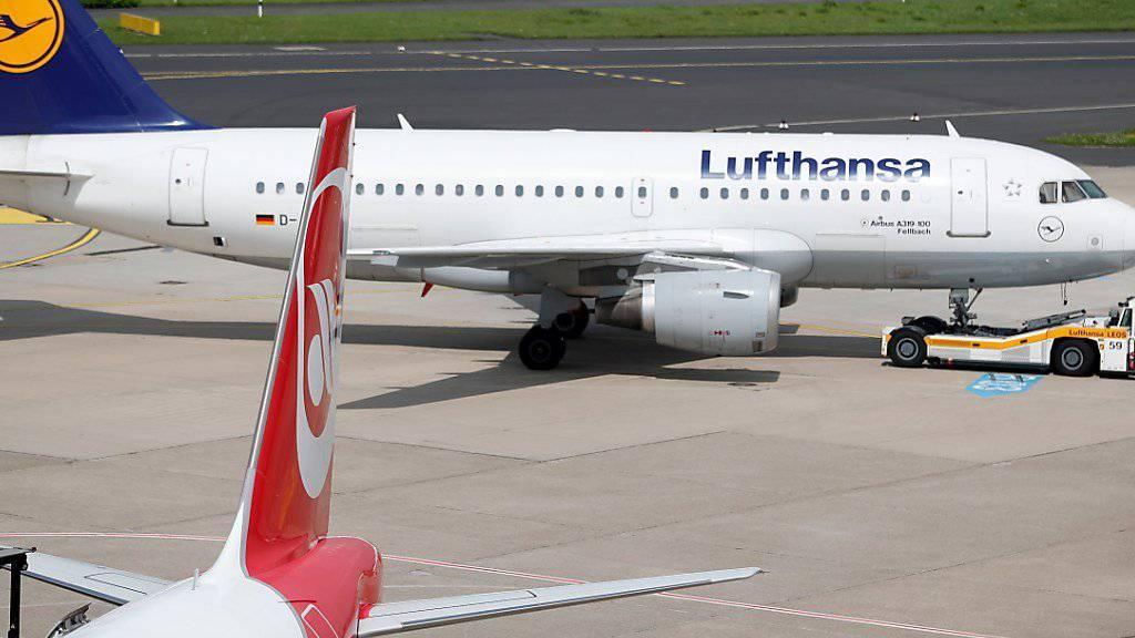 Lufthansa bringt sich nach den Übernahmen in Position und kontert Vorwürfe (Symbolbild).